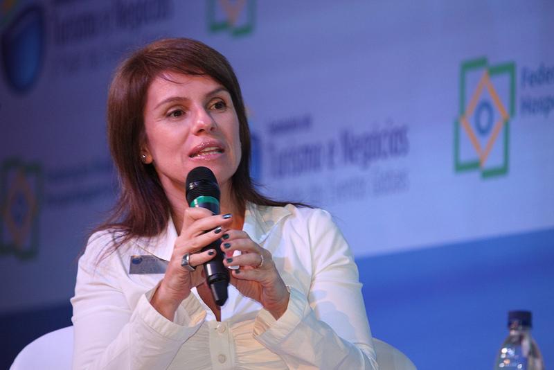 Jeanine Pires no Seminário Turismo e Negócios 2012