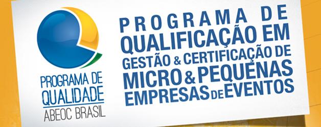 Programa de Qualidade ABEOC Brasil