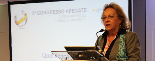 Anita Pires, congresso Apecate 2014