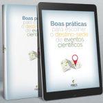 Ebook aborda boas práticas para escolher o destino-sede de eventos científicos