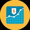 vantagem financeira de terceirizar captação de eventos