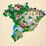 Jeanine Pires comenta a nova versão do Mapa do Turismo Brasileiro