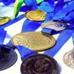 O valor de uma medalha