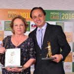 Anita Pires é Personalidade do Ano e Grand Prix Prêmio Caio 2016