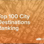 "Perdedores e ganhadores do ranking ""Top 100 City Destinations"""