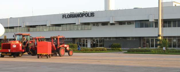 Reforma do Aeroporto Internacional Hercílio Luz deve alavancar o turismo em Florianópolis