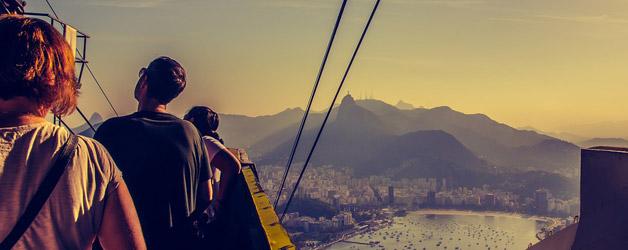 Brasil ocupa 27ª posição em ranking de competitividade no Turismo