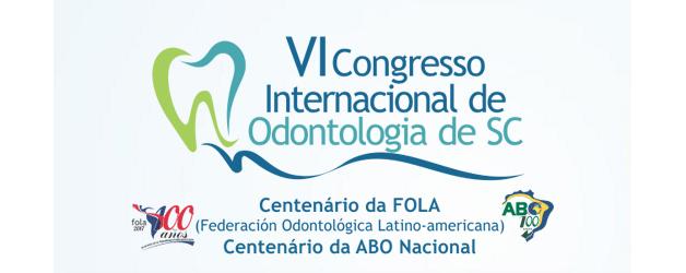VI Congresso Internacional de Odontologia