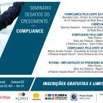 Compliance em hotelaria será tema de seminário Desafios do Crescimento