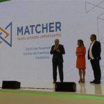 Focada no receptivo, Matcher estreia em 2019 em Fortaleza
