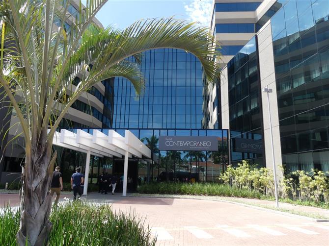 Royal Palm inaugura hotel Contemporâneo