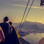 Aumenta gasto de turistas estrangeiros no Brasil